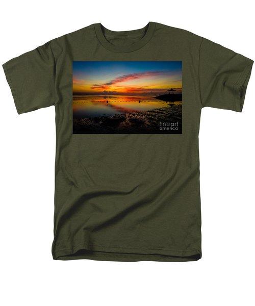 Bali Sunrise II Men's T-Shirt  (Regular Fit)