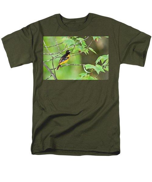 Baltimore Oriole Men's T-Shirt  (Regular Fit)