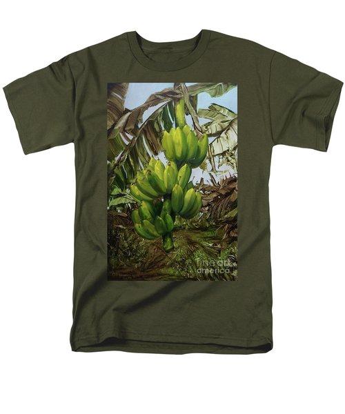 Banana Tree Men's T-Shirt  (Regular Fit) by Chonkhet Phanwichien