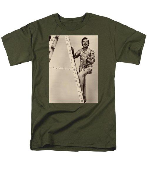 Band Leader Doc Serverinsen 1974 Men's T-Shirt  (Regular Fit) by Mountain Dreams