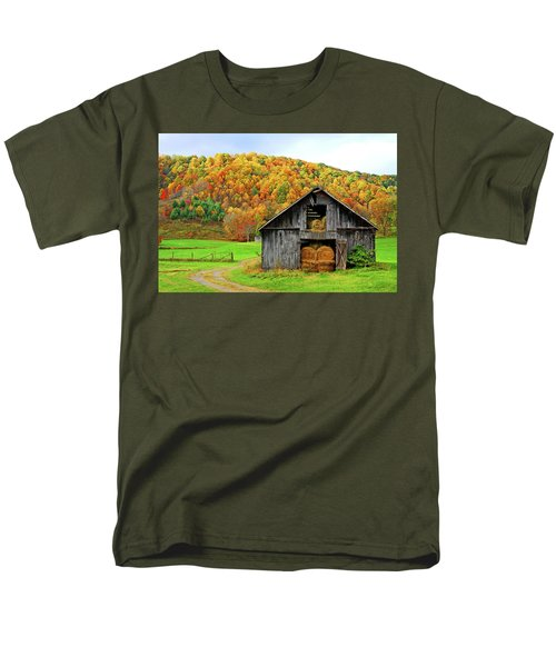 Barntifull Men's T-Shirt  (Regular Fit) by Dale R Carlson