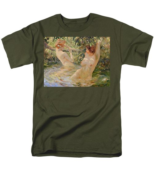 Bathers Men's T-Shirt  (Regular Fit) by Pierre Van Dijk