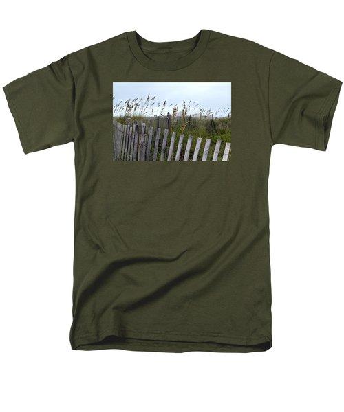 Beach Is Calling Men's T-Shirt  (Regular Fit) by Deborah  Crew-Johnson