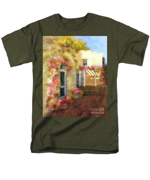 Men's T-Shirt  (Regular Fit) featuring the digital art Beallair In Bloom by Lois Bryan