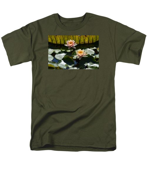 Beautiful Dainties Men's T-Shirt  (Regular Fit) by Deborah  Crew-Johnson