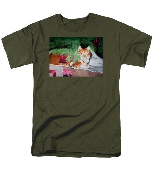 Beautiful George Men's T-Shirt  (Regular Fit) by Marika Evanson