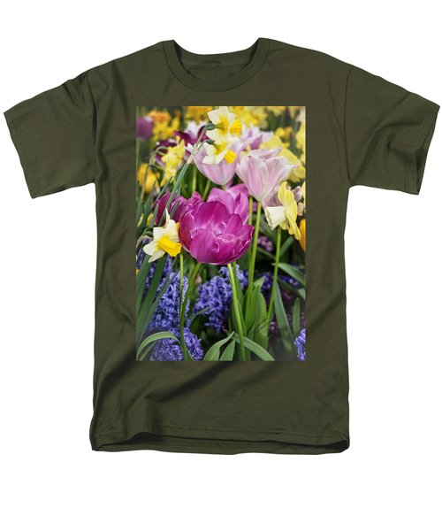 Beautiful Time Of Year Men's T-Shirt  (Regular Fit) by Mike Martin