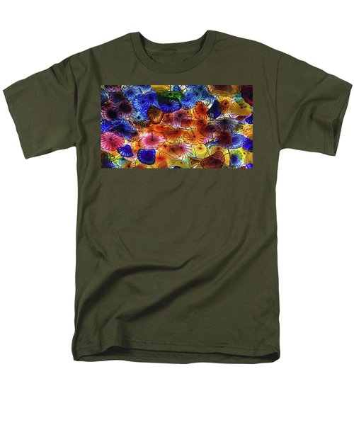 Beauty All Around Us Men's T-Shirt  (Regular Fit) by Michael Rogers