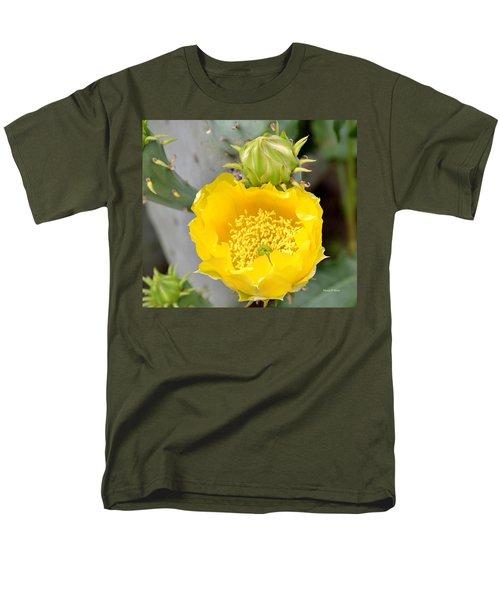 Beauty Begets Beauty Men's T-Shirt  (Regular Fit) by Maria Urso