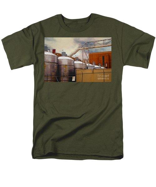 Beer Men's T-Shirt  (Regular Fit) by David Blank