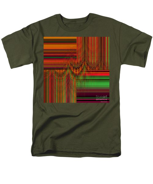 Behind The Drapes Men's T-Shirt  (Regular Fit) by Thibault Toussaint