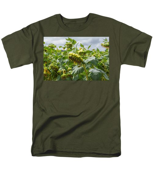 Men's T-Shirt  (Regular Fit) featuring the photograph Beyond The Bloom by Arlene Carmel