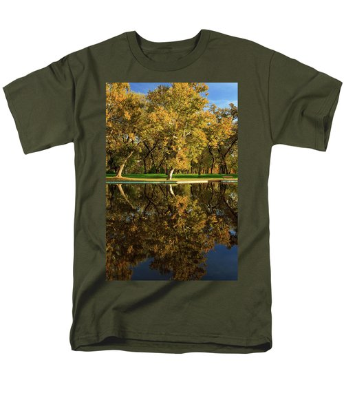 Bidwell Park Reflections Men's T-Shirt  (Regular Fit)