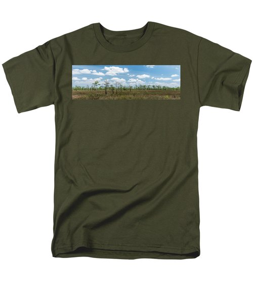 Men's T-Shirt  (Regular Fit) featuring the photograph Big Cypress Marshes by Jon Glaser