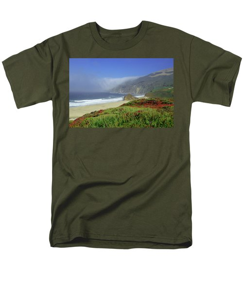 Big Sur 3 Men's T-Shirt  (Regular Fit)