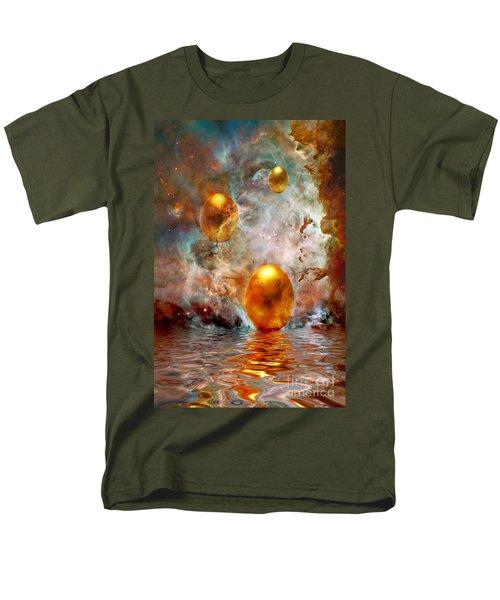 Birth Men's T-Shirt  (Regular Fit) by Jacky Gerritsen