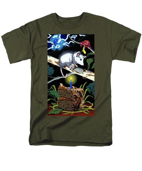 Birthday Surprise Men's T-Shirt  (Regular Fit)