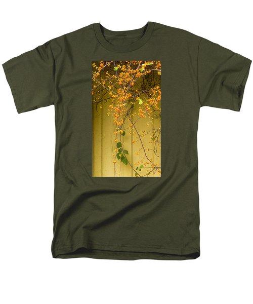 Bittersweet Vine Men's T-Shirt  (Regular Fit) by Tom Singleton
