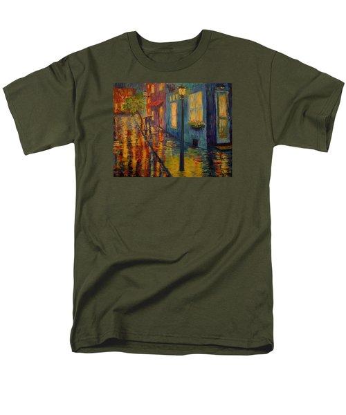 Bliss Men's T-Shirt  (Regular Fit) by Dorothy Allston Rogers