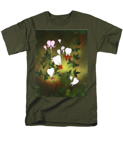 Blood Flower Men's T-Shirt  (Regular Fit) by Tbone Oliver