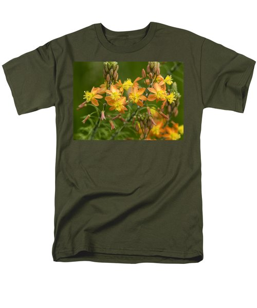 Men's T-Shirt  (Regular Fit) featuring the photograph Blossoms Of Spring by Stephen Anderson