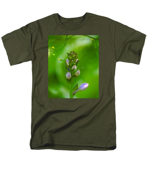 Men's T-Shirt  (Regular Fit) featuring the photograph Blossom Dream by Ben Upham III