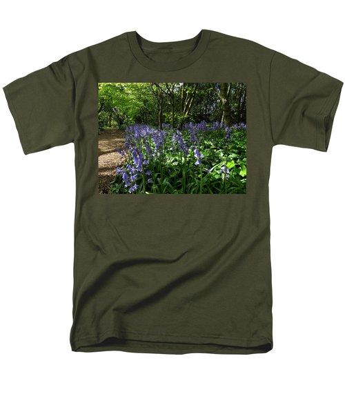 Bluebells3 Men's T-Shirt  (Regular Fit) by John Topman