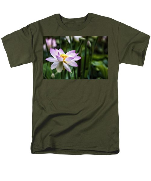 Men's T-Shirt  (Regular Fit) featuring the photograph Born Of The Water Original by Edward Kreis
