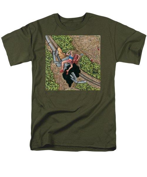 Borrachera Men's T-Shirt  (Regular Fit) by Holly Wood