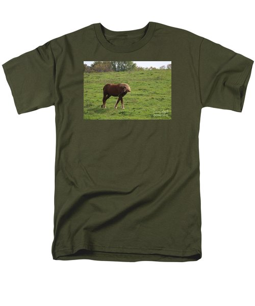Men's T-Shirt  (Regular Fit) featuring the photograph Bow  by Yumi Johnson