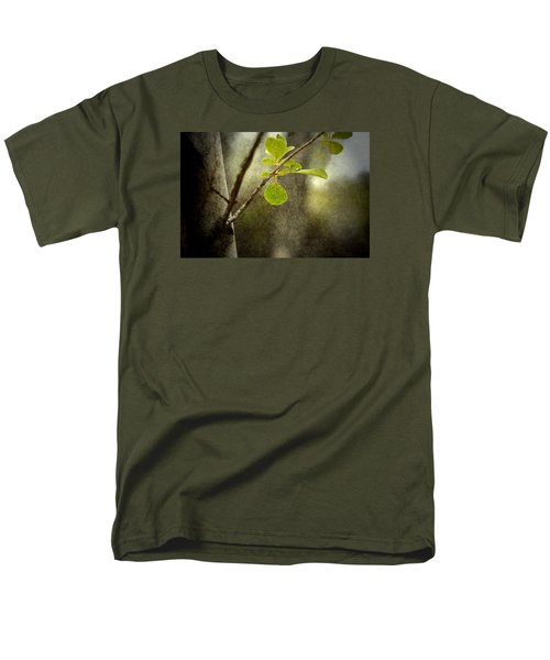 Breathe With Me Men's T-Shirt  (Regular Fit) by Mark Ross