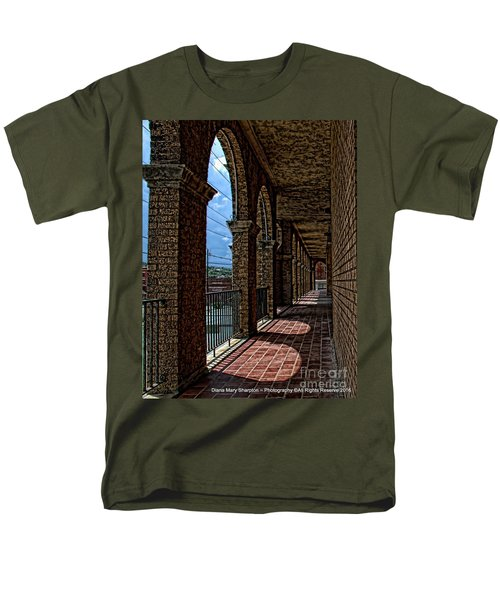 Breezway On The Baker Men's T-Shirt  (Regular Fit) by Diana Mary Sharpton