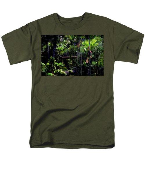 Bridge Over Nong Nooch Men's T-Shirt  (Regular Fit) by Joseph Hollingsworth