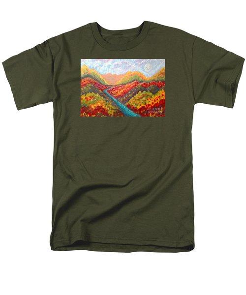 Brivant Men's T-Shirt  (Regular Fit)