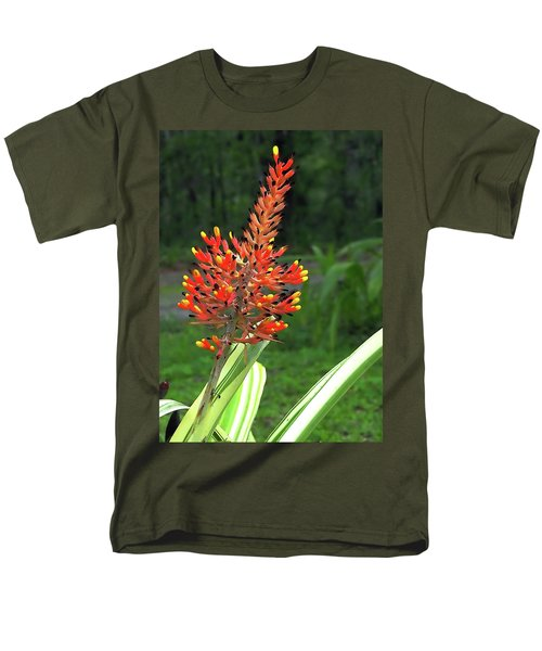 Bromeliad Men's T-Shirt  (Regular Fit)