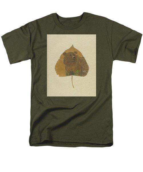 Brow Bear #2 Men's T-Shirt  (Regular Fit) by Ralph Root