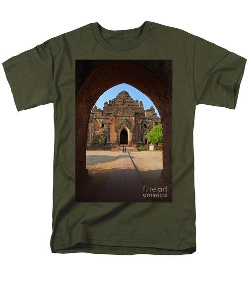 Men's T-Shirt  (Regular Fit) featuring the photograph Burma_d2095 by Craig Lovell