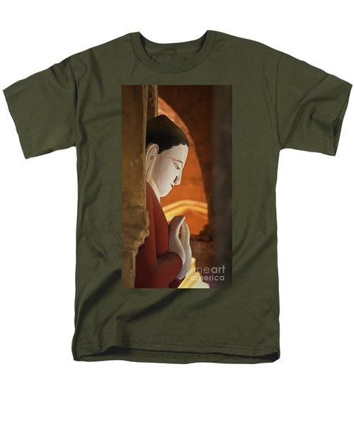 Men's T-Shirt  (Regular Fit) featuring the photograph Burma_d2287 by Craig Lovell