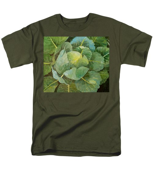 Cabbage Men's T-Shirt  (Regular Fit) by Jennifer Abbot