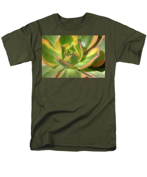 Men's T-Shirt  (Regular Fit) featuring the photograph Cactus 4 by Jim and Emily Bush