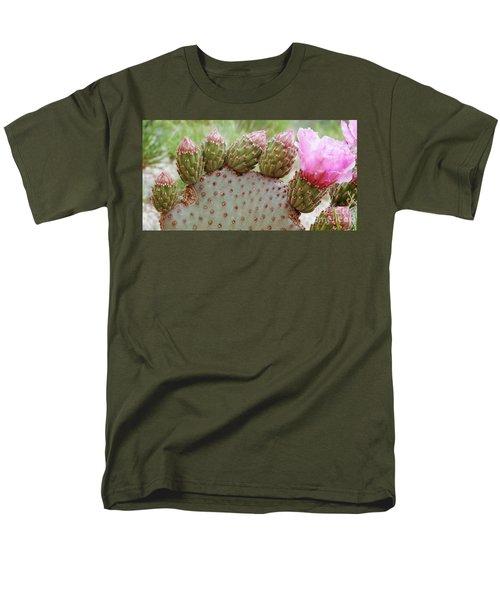 Cactus Toes Men's T-Shirt  (Regular Fit)