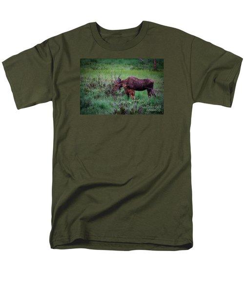 Can You Keep A Secret Men's T-Shirt  (Regular Fit) by Sandy Molinaro