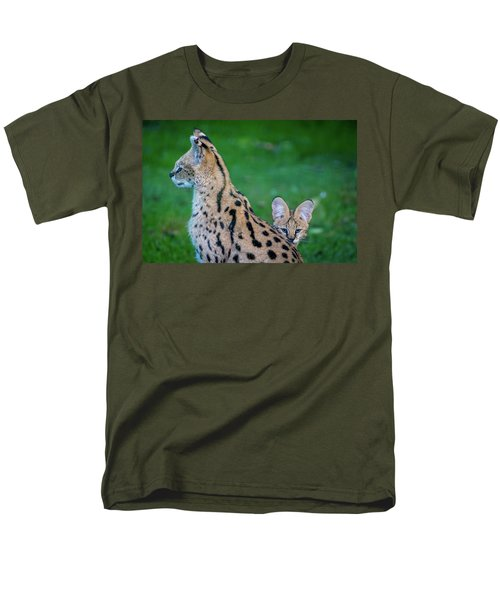 Can You See Me? Men's T-Shirt  (Regular Fit) by Rainer Kersten