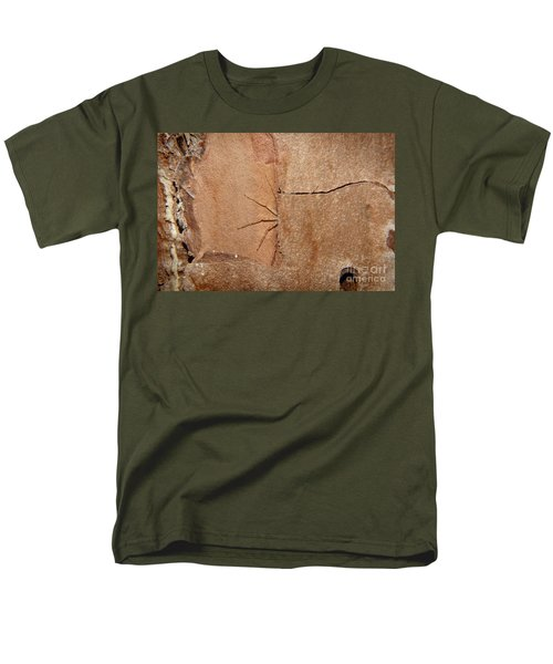 Can't See Me Men's T-Shirt  (Regular Fit) by Lynda Dawson-Youngclaus