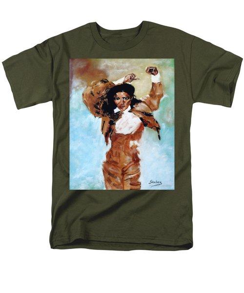 Carmen Amaya Men's T-Shirt  (Regular Fit) by Manuel Sanchez