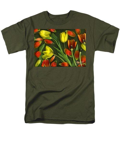 Carnival  Men's T-Shirt  (Regular Fit) by Christian Slanec