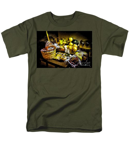 Men's T-Shirt  (Regular Fit) featuring the photograph Casual Affluence by Tom Cameron