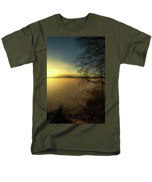 Catch The Light Men's T-Shirt  (Regular Fit) by Rose-Marie Karlsen