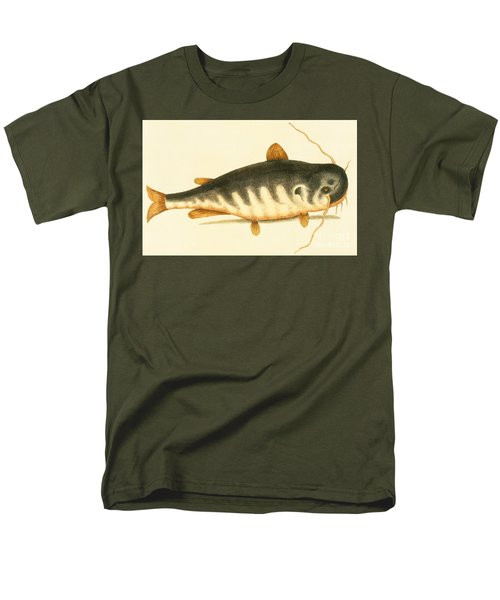 Catfish Men's T-Shirt  (Regular Fit) by Mark Catesby