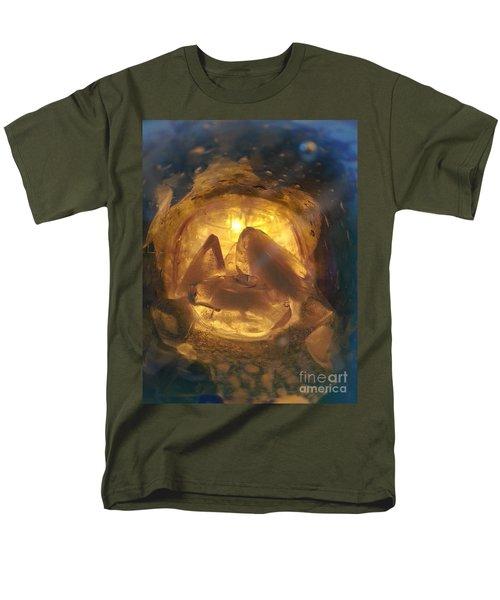 Cavern Light Men's T-Shirt  (Regular Fit) by Steed Edwards